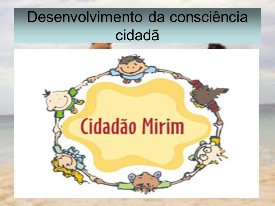 Desenvolvimento da consciência cidadã