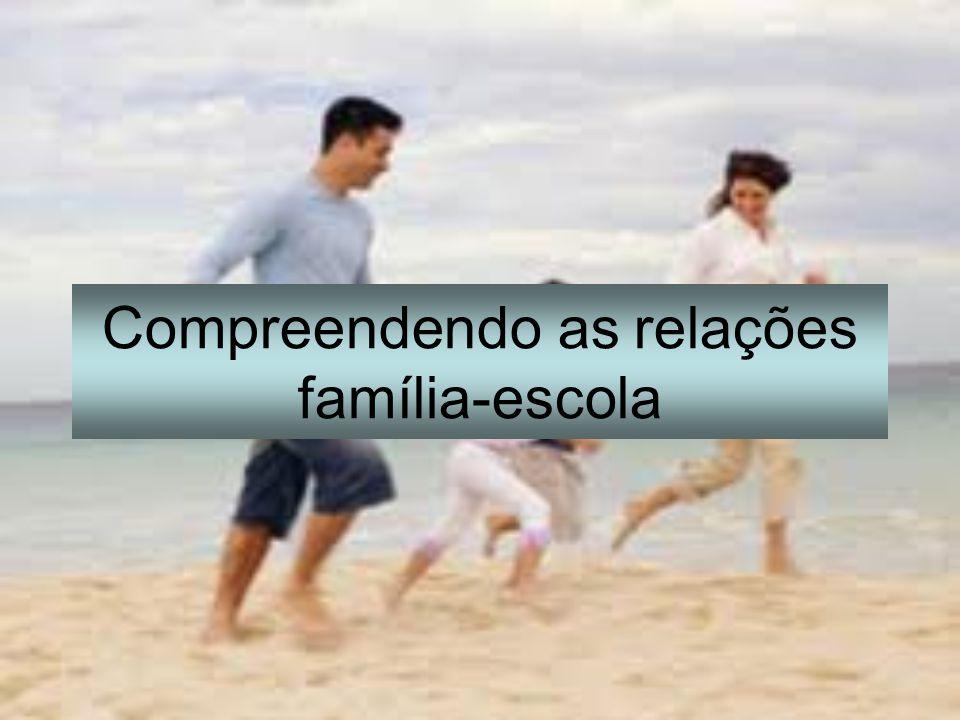 Compreendendo as relações família-escola