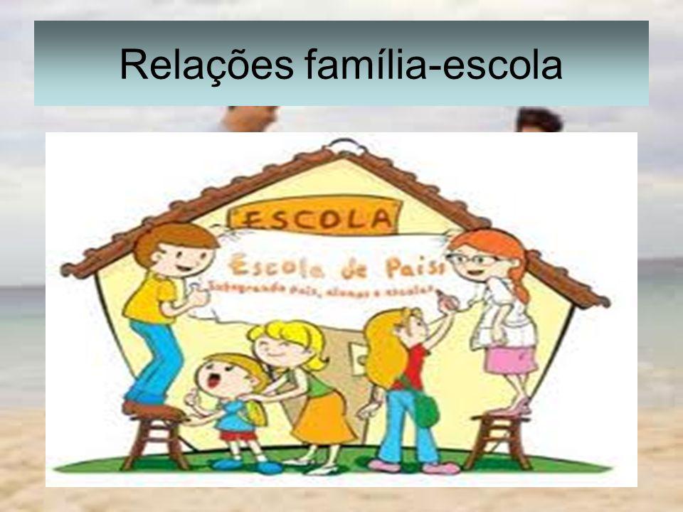 Relações família-escola