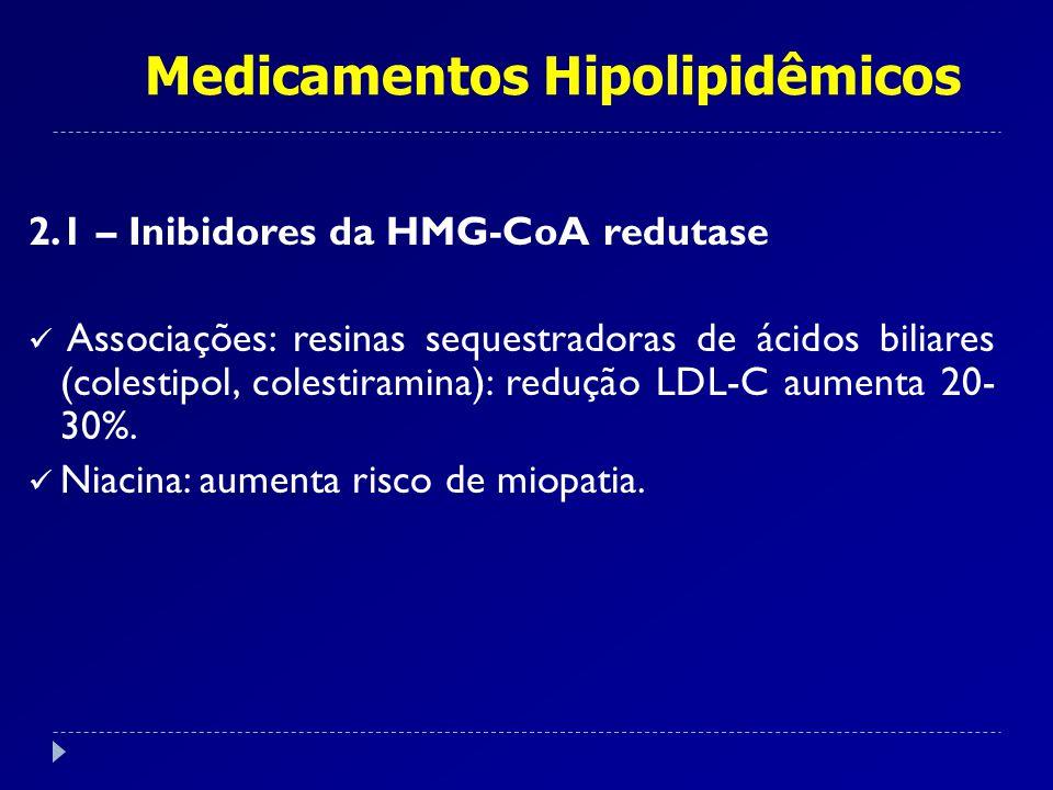 Medicamentos Hipolipidêmicos