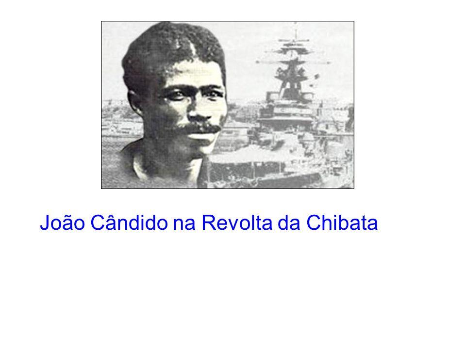 João Cândido na Revolta da Chibata
