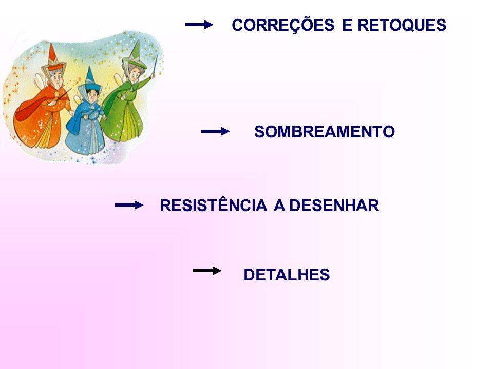 RESISTÊNCIA A DESENHAR