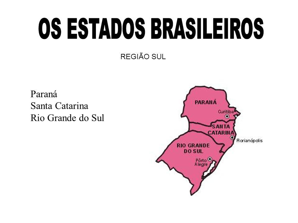 OS ESTADOS BRASILEIROS