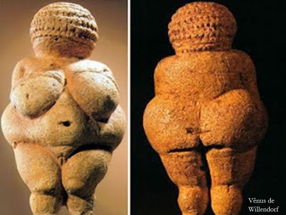Venus De Willendorf Vs. Barbie