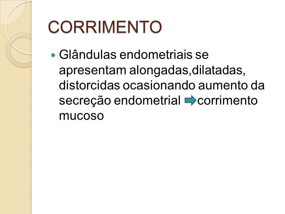 CORRIMENTO