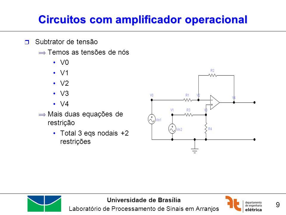 Circuito Operacional : Circuitos elétricos aplicados ppt