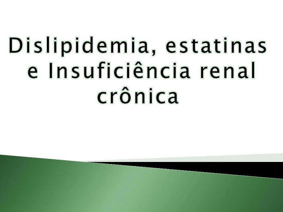 Dislipidemia, estatinas