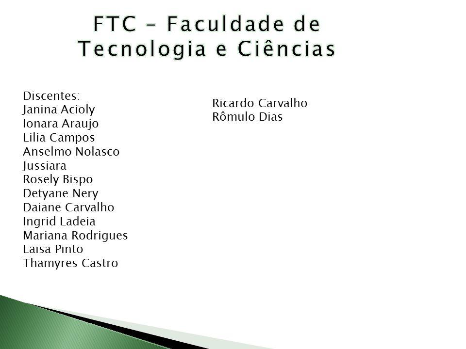 FTC – Faculdade de Tecnologia e Ciências