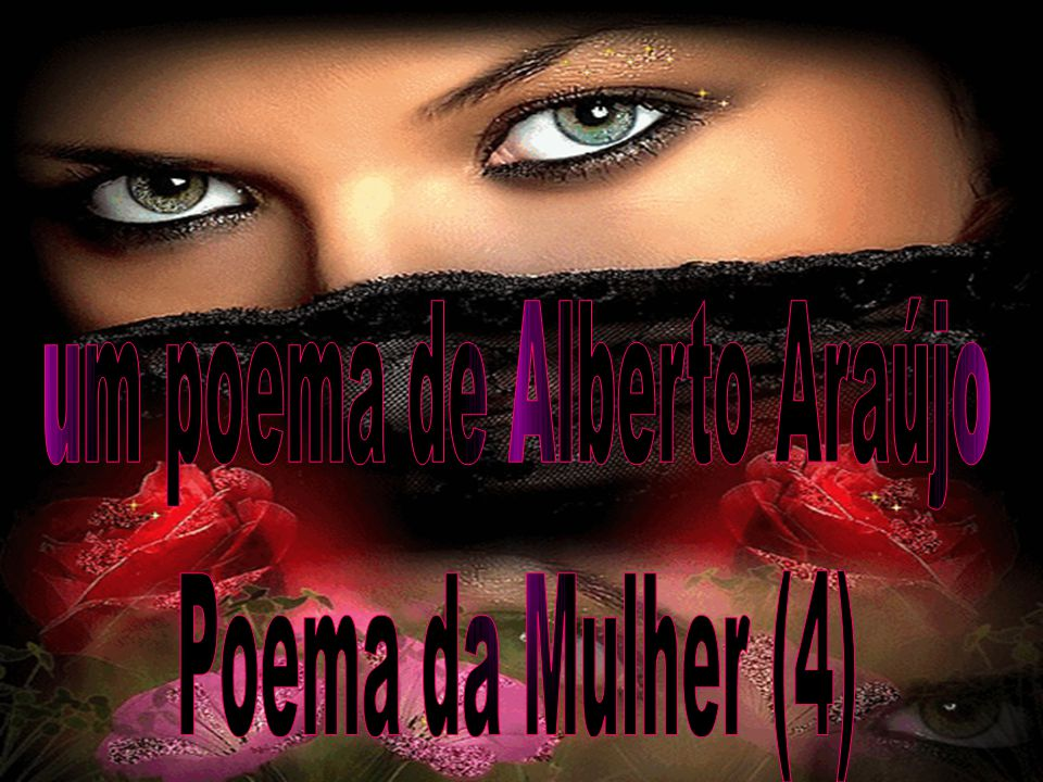 um poema de Alberto Araújo