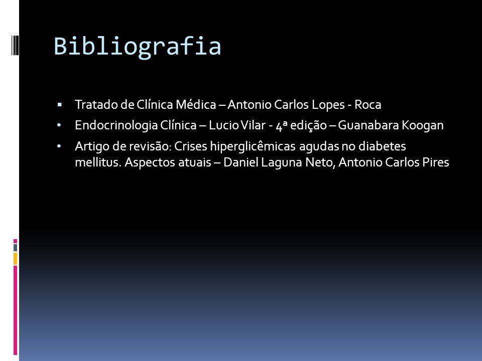 Bibliografia Tratado de Clínica Médica – Antonio Carlos Lopes - Roca