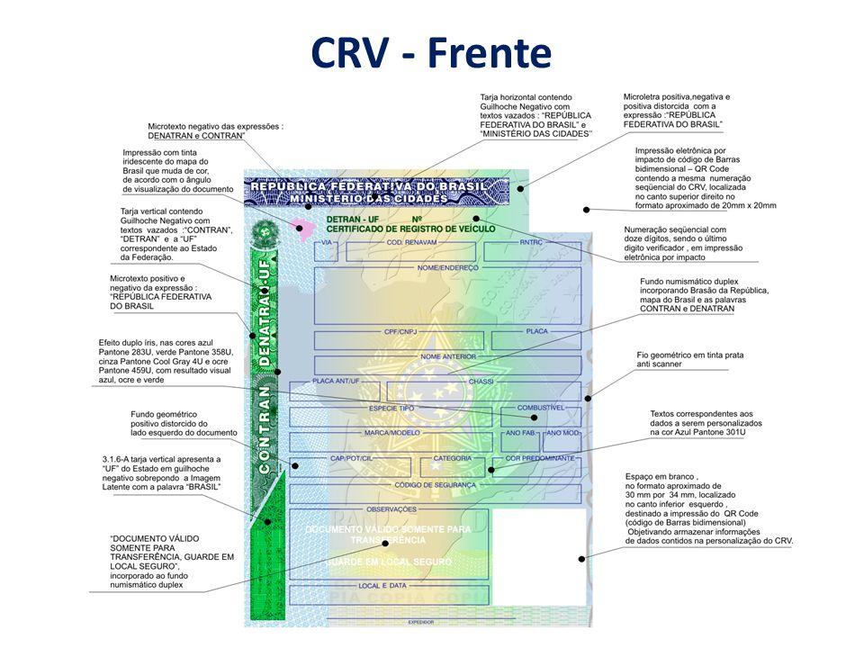 CRV - Frente