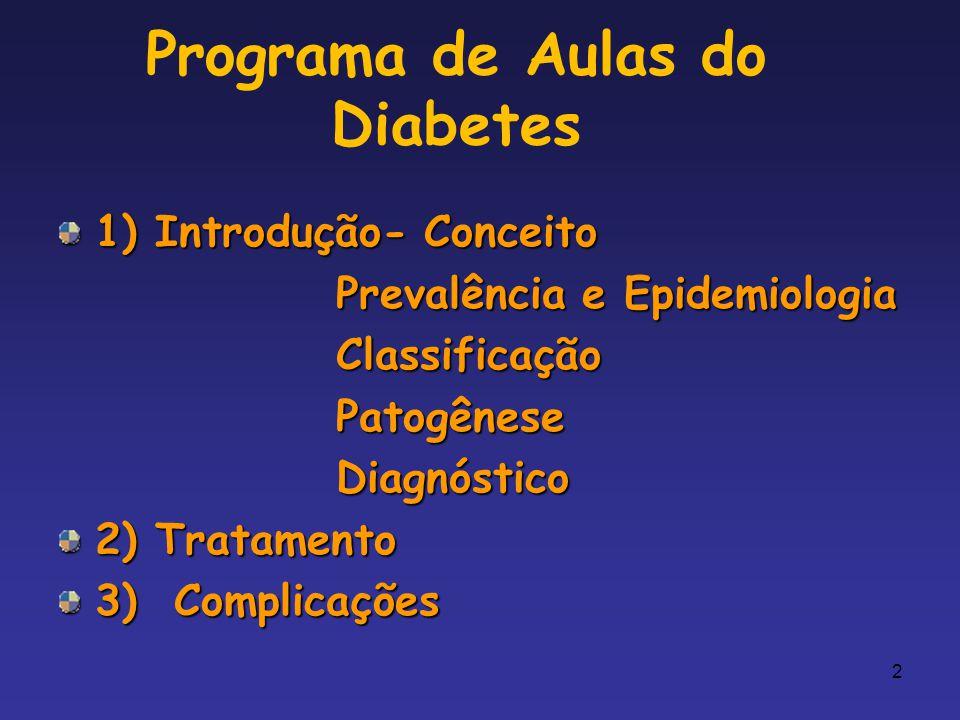Programa de Aulas do Diabetes