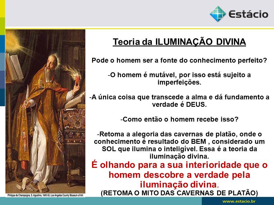 Teoria da ILUMINAÇÃO DIVINA