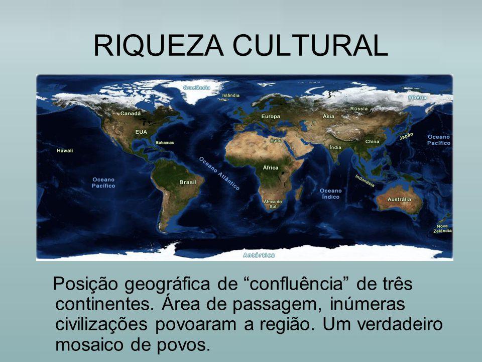 RIQUEZA CULTURAL