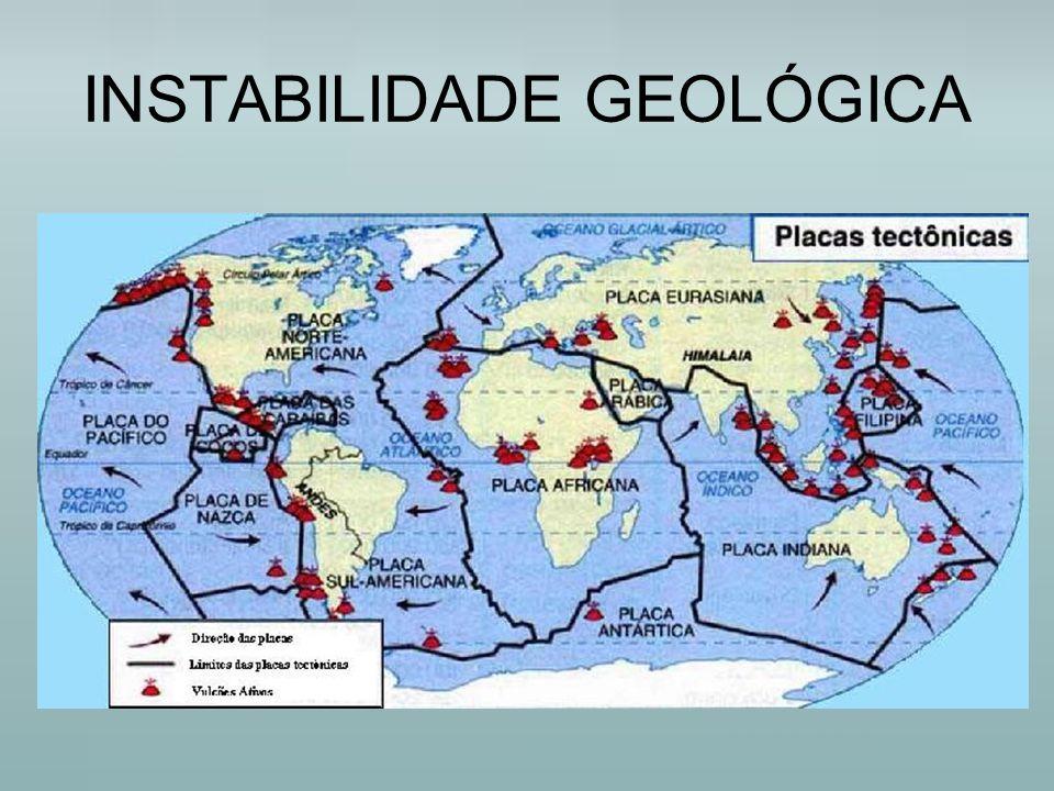 INSTABILIDADE GEOLÓGICA