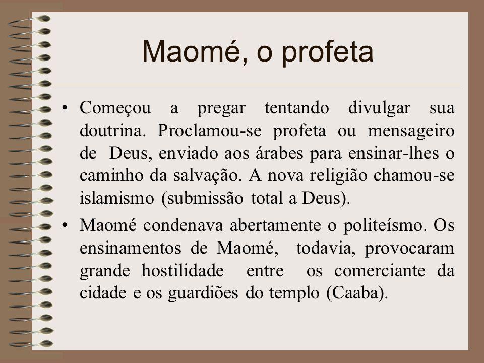 Maomé, o profeta
