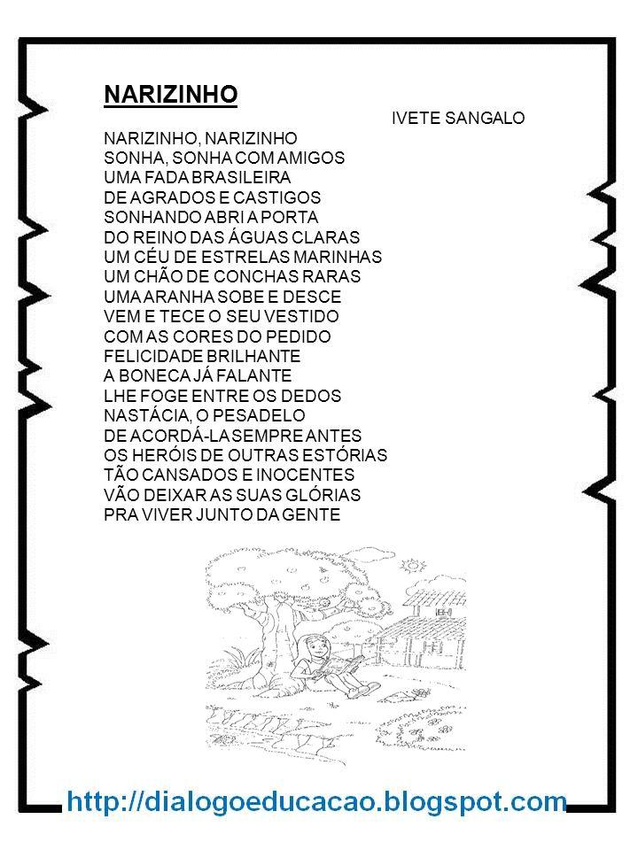 NARIZINHO IVETE SANGALO NARIZINHO, NARIZINHO SONHA, SONHA COM AMIGOS