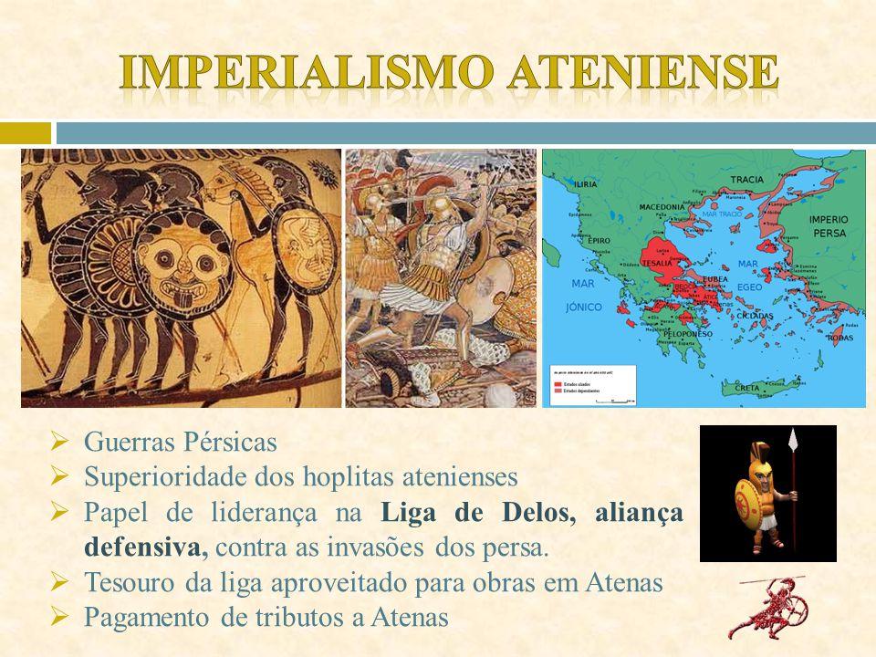 Imperialismo Ateniense