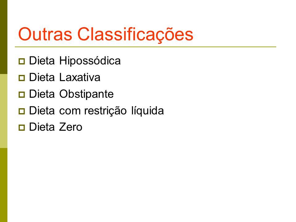 Outras Classificações