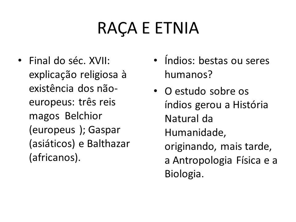 Top RAÇA E ETNIA Raça: origem do uso do termo. - ppt carregar XI75