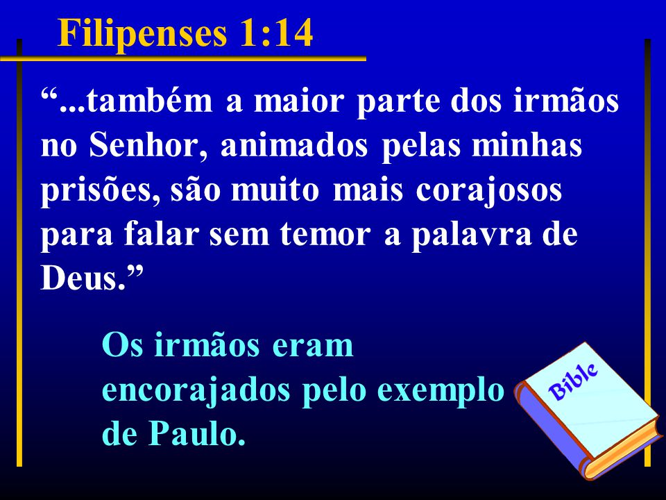 Filipenses 1:14