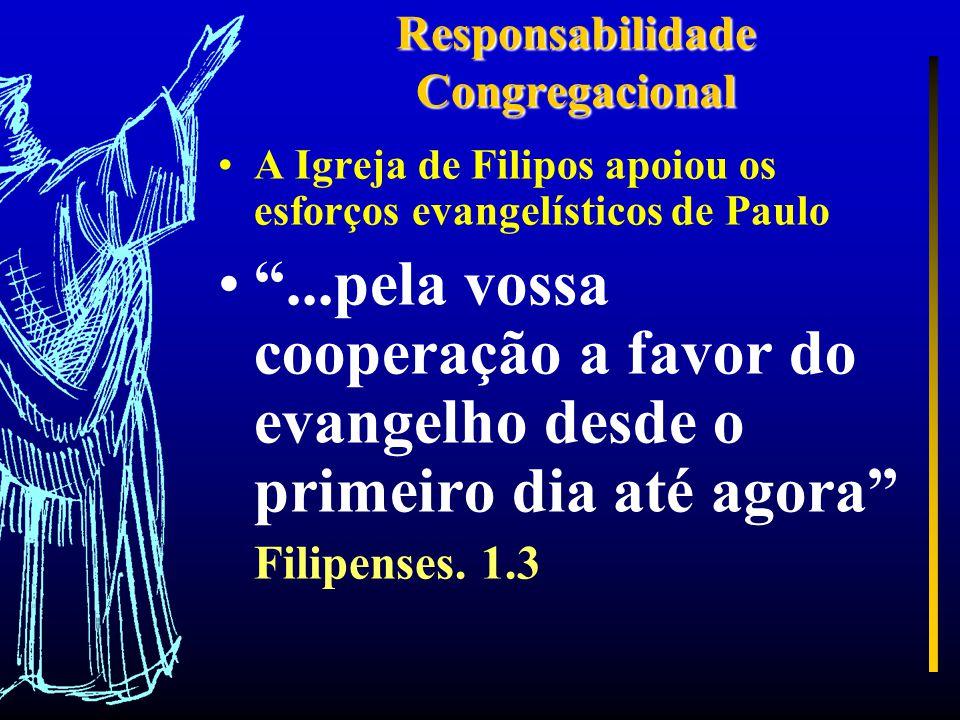 Responsabilidade Congregacional