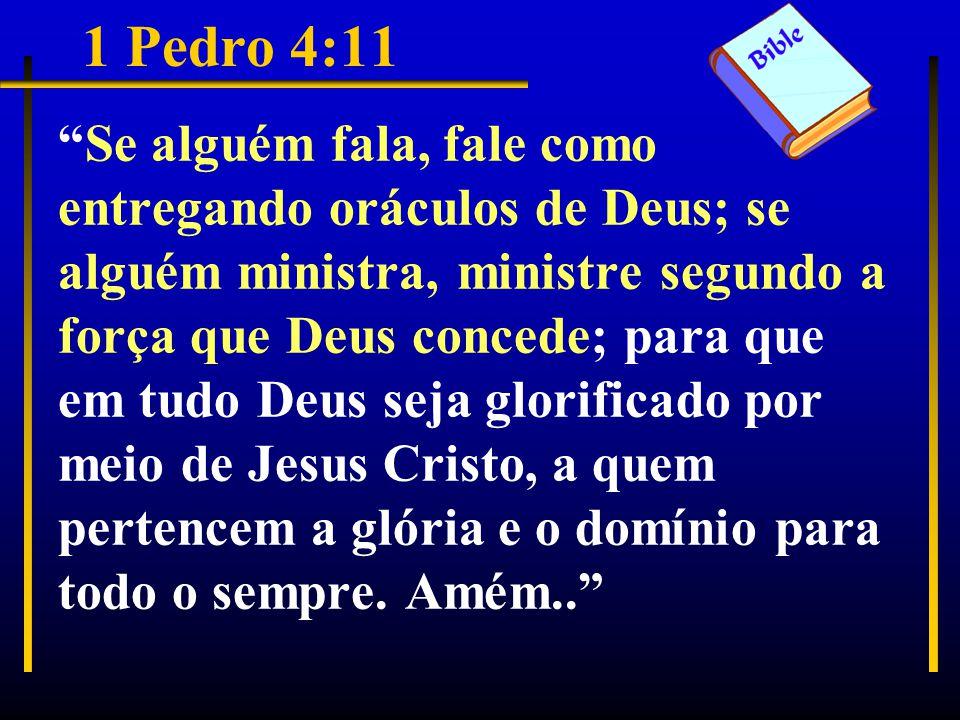 1 Pedro 4:11