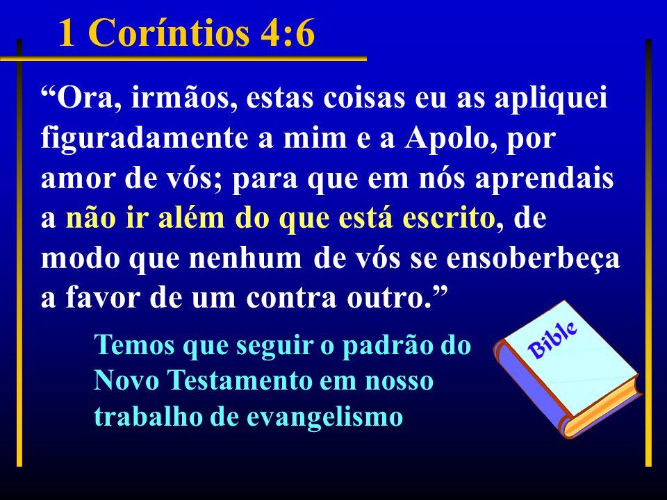 1 Coríntios 4:6