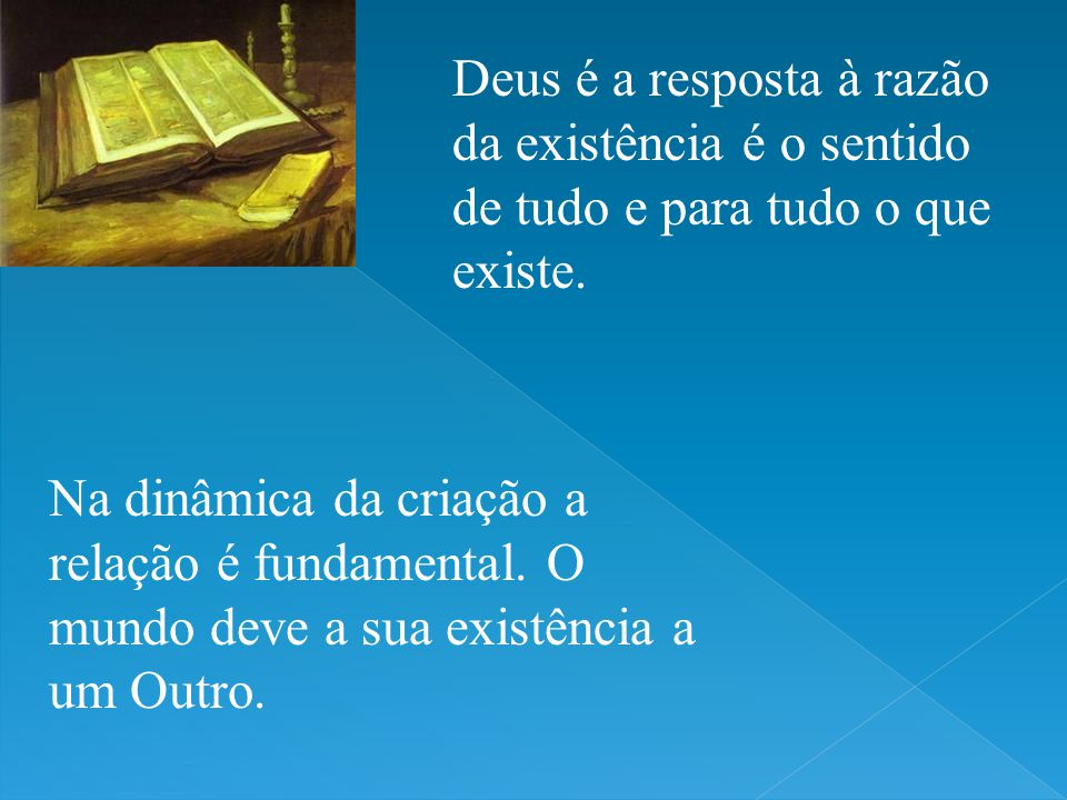 Na Vida Tudo Tem Um Sentido Resposta De Deus Pra Ti: A Mensagem Fundamental Do Livro Do Génesis
