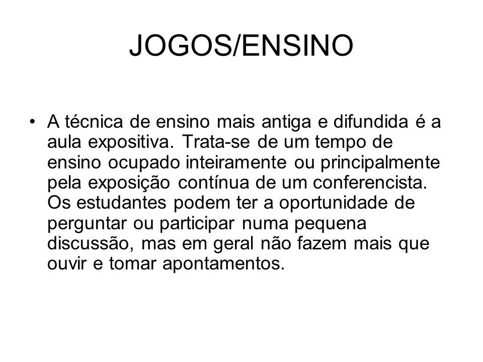 JOGOS/ENSINO