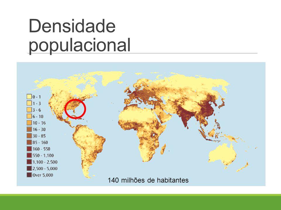 Densidade populacional
