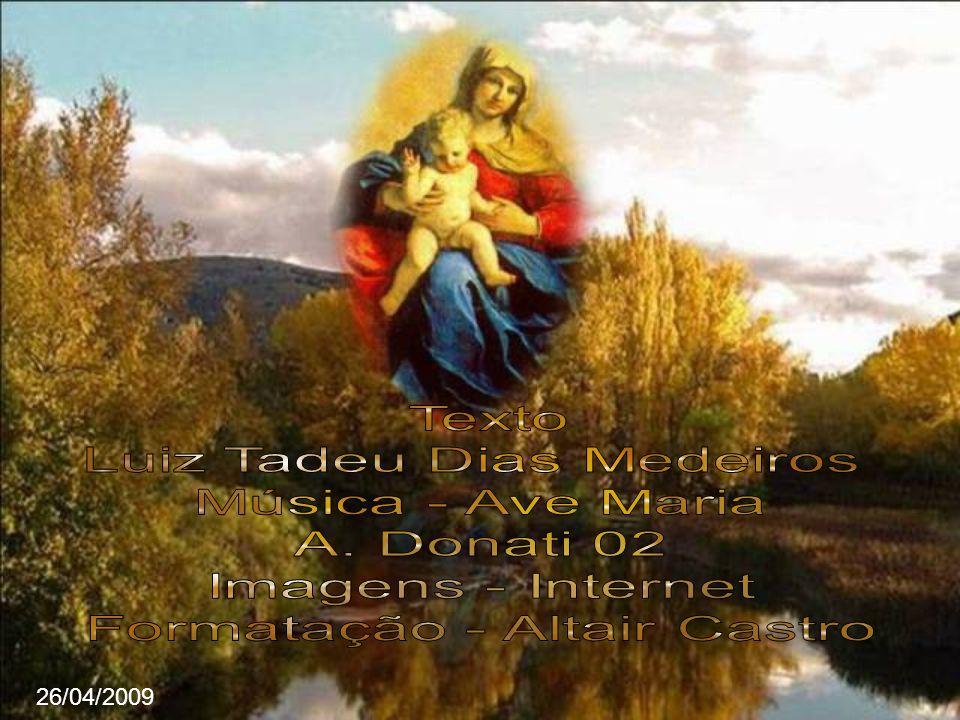 Luiz Tadeu Dias Medeiros Música - Ave Maria A. Donati 02