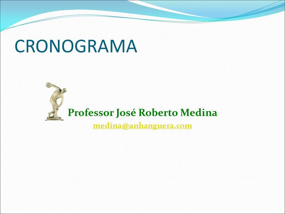 Professor José Roberto Medina