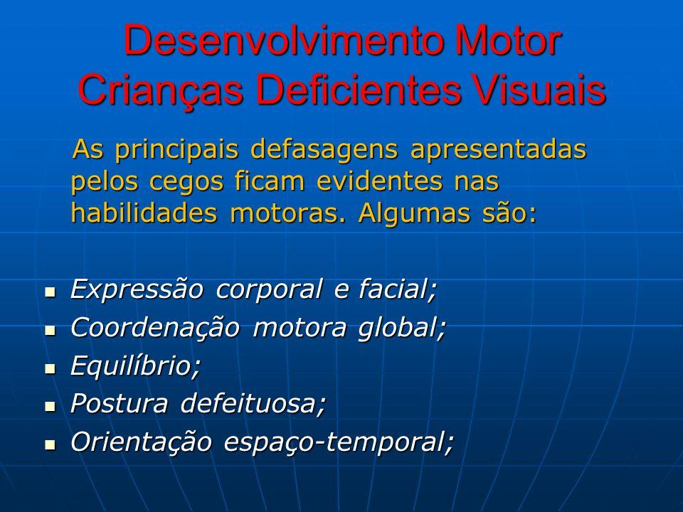 Muitas vezes Atividades Para Deficientes Visuais FB67 - Ivango