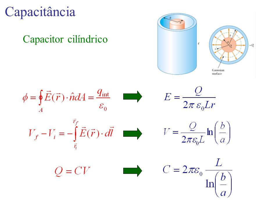 Formula do circuito eletrico