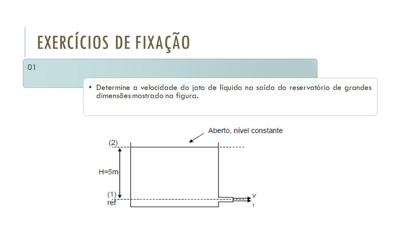 Exercícios de Fixação 01.
