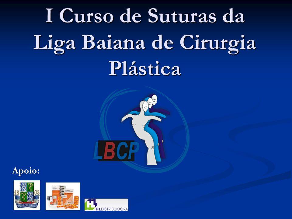 I Curso de Suturas da Liga Baiana de Cirurgia Plástica