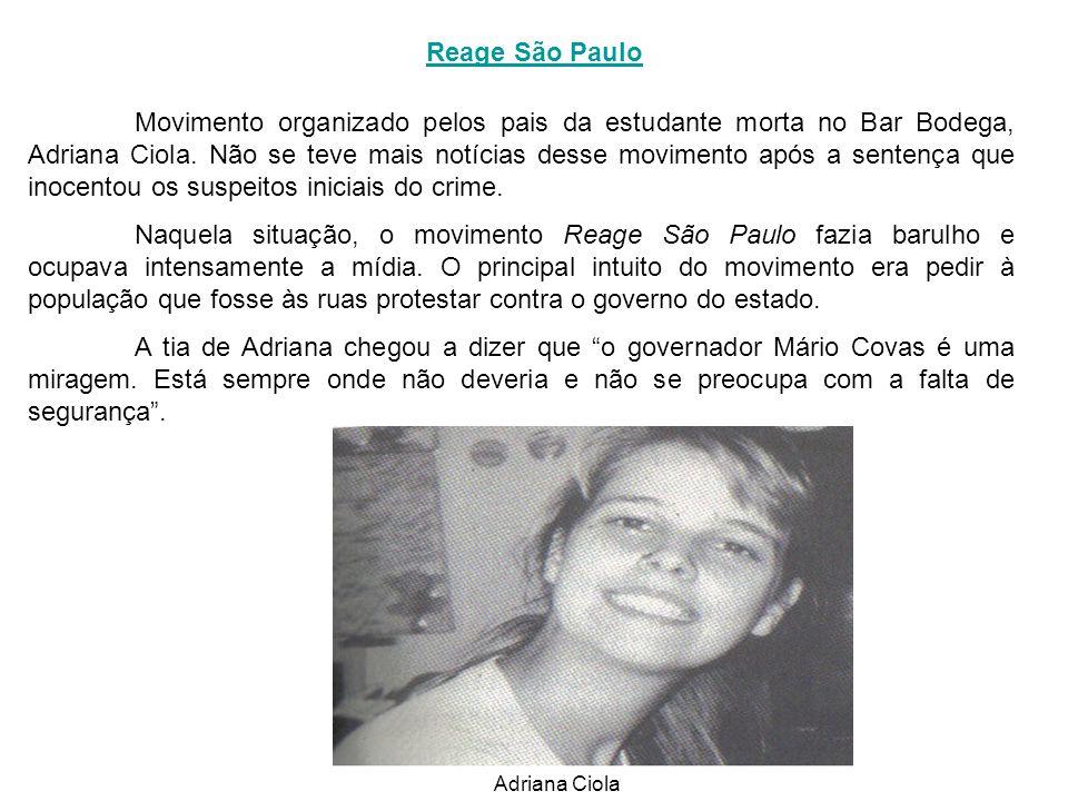 Reage São Paulo