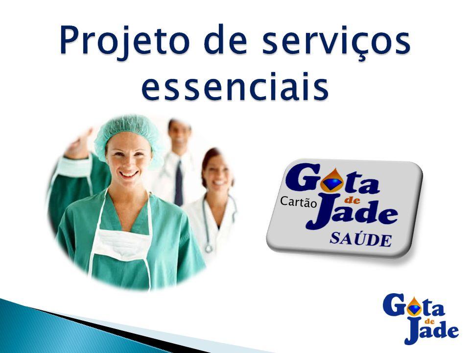 Projeto de serviços essenciais