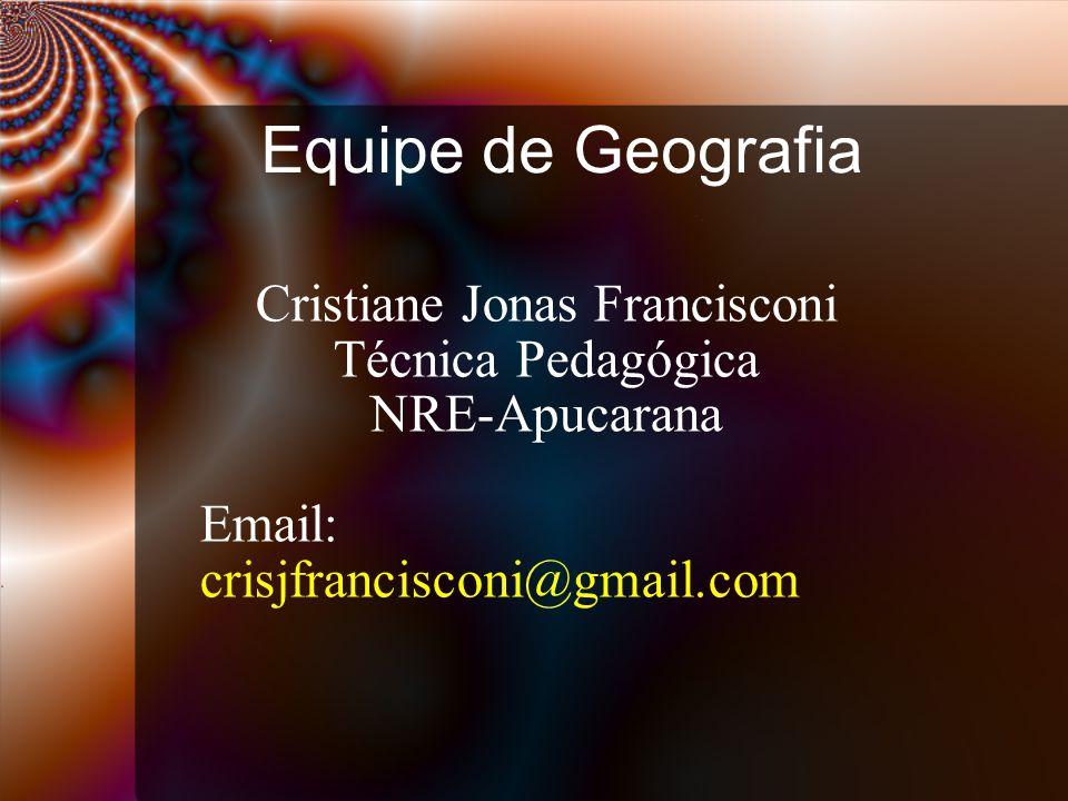 Cristiane Jonas Francisconi