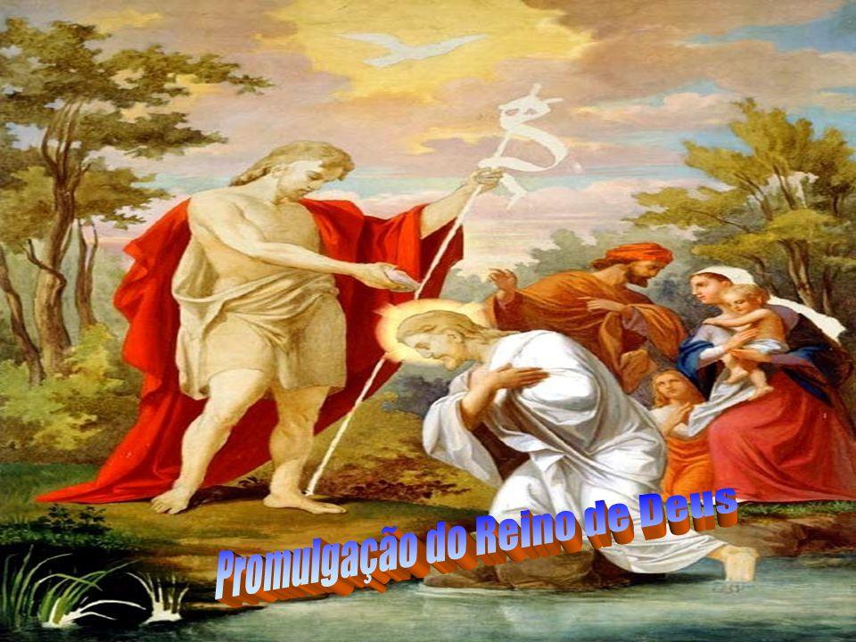 Promulgação do Reino de Deus