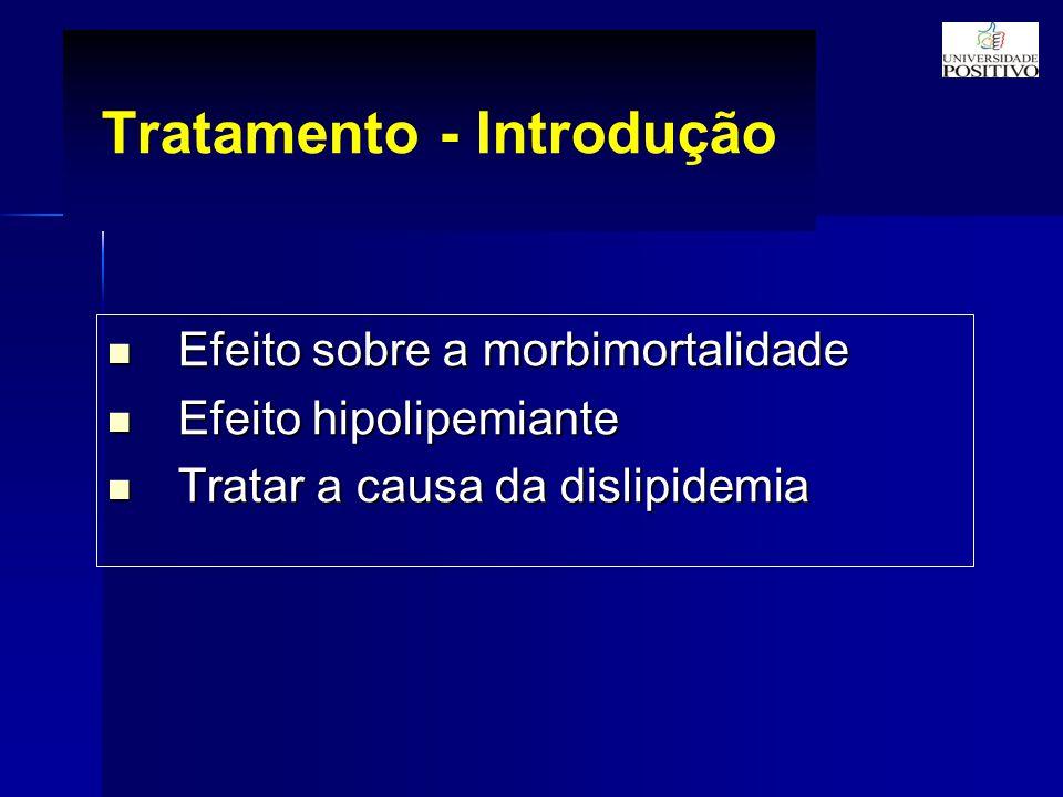 Tratamento - Introdução