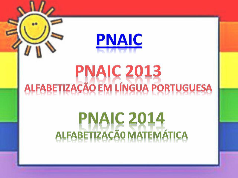 Alfabetização em língua portuguesa ALFABETIZAÇÃ0 matemÁTICA