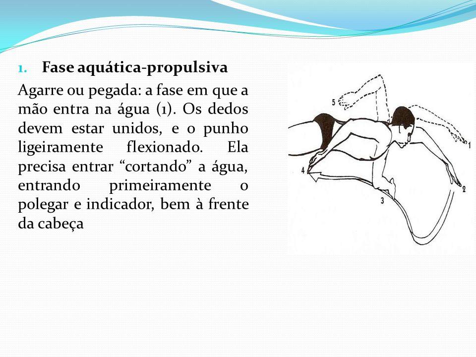 Fase aquática-propulsiva