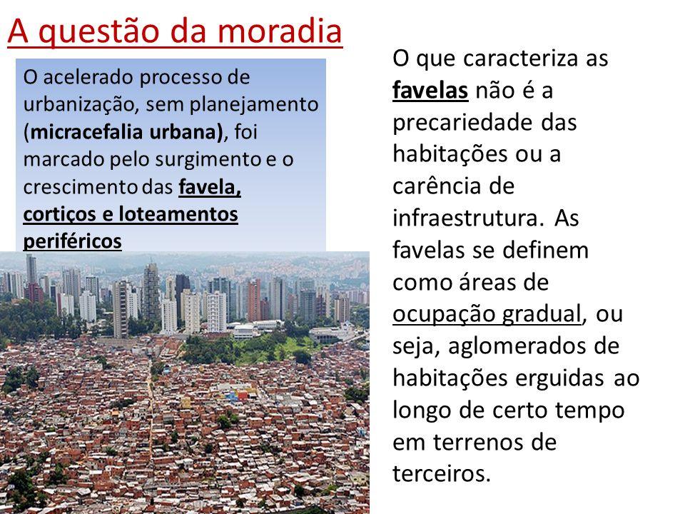 Resultado de imagem para crescimento das favelas causas