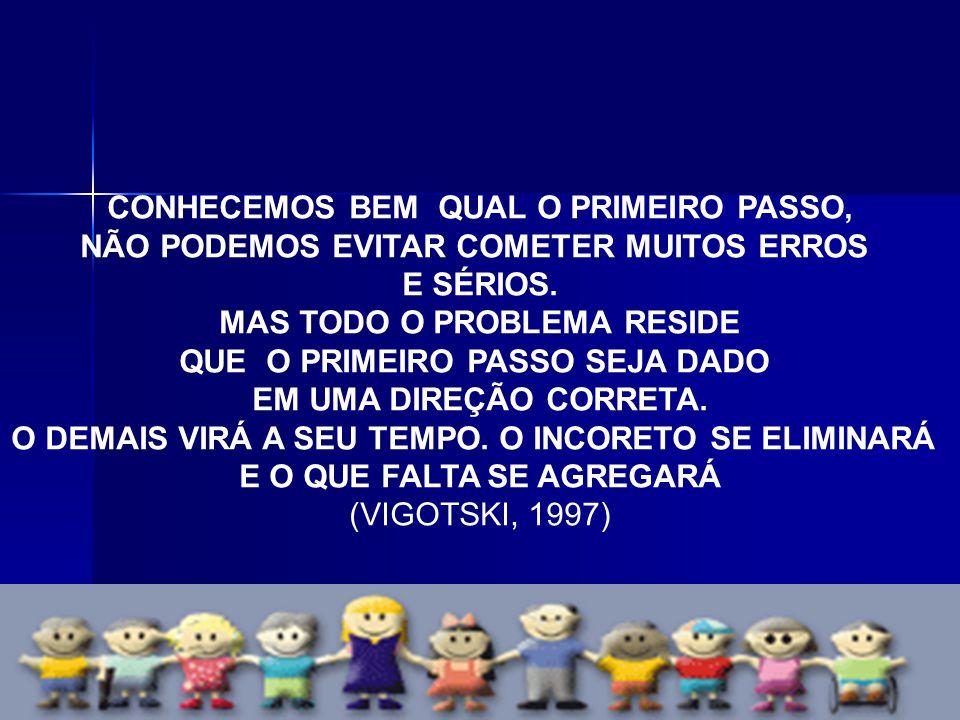 CONHECEMOS BEM QUAL O PRIMEIRO PASSO,