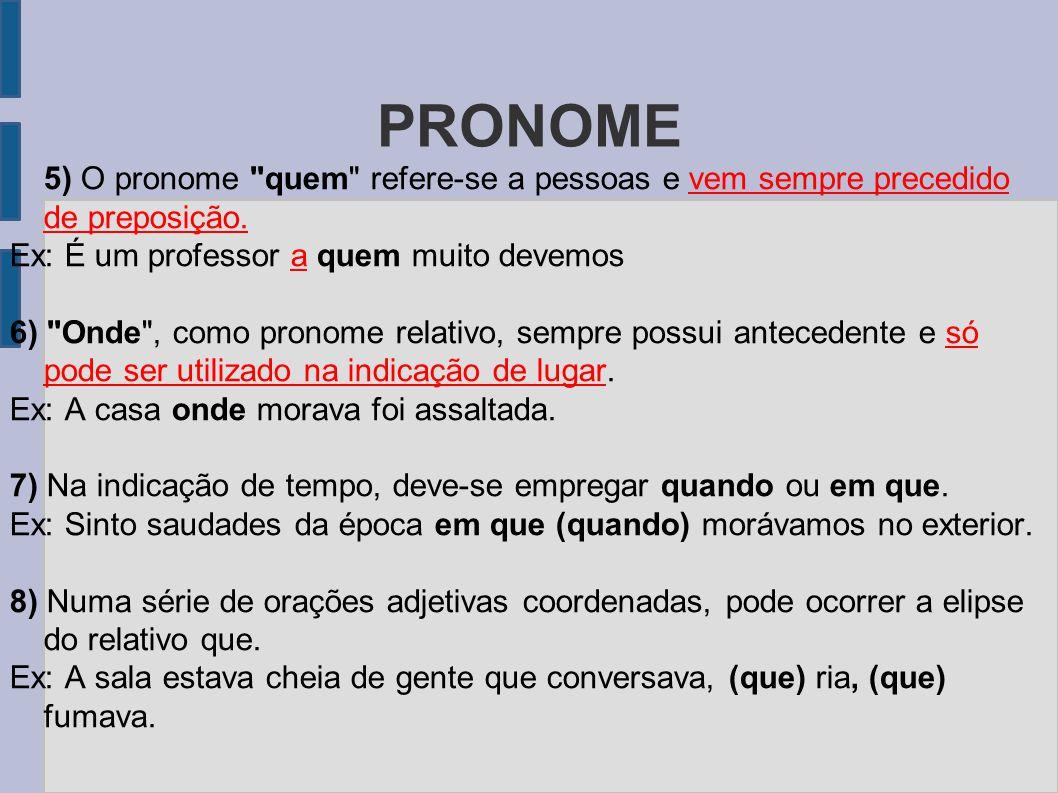 Aula 2 l ngua portuguesa prof diego meira ppt carregar for Exterior relativo