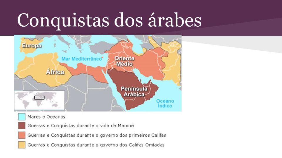 Conquistas dos árabes