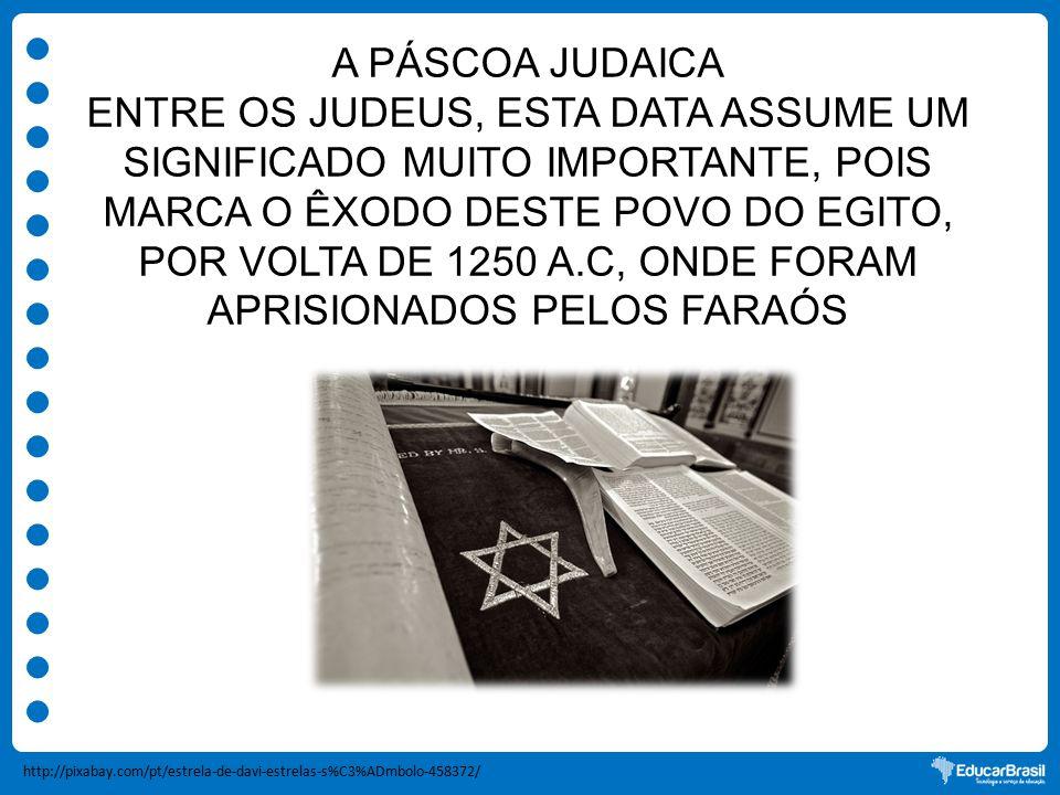 A Páscoa Judaica