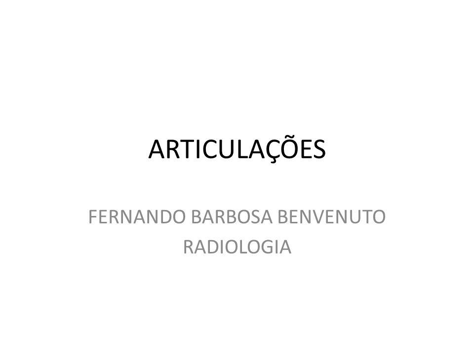 FERNANDO BARBOSA BENVENUTO RADIOLOGIA